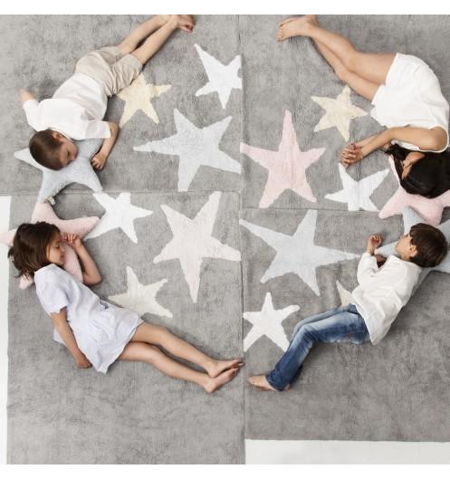 tapis enfant trois toiles tapis chambre enfant lavable. Black Bedroom Furniture Sets. Home Design Ideas