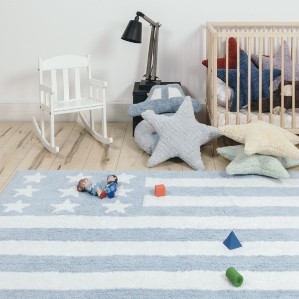 tapis enfant drapeau usa tapis pour chambre b b. Black Bedroom Furniture Sets. Home Design Ideas