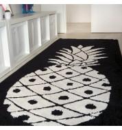 Tapis design Ananas