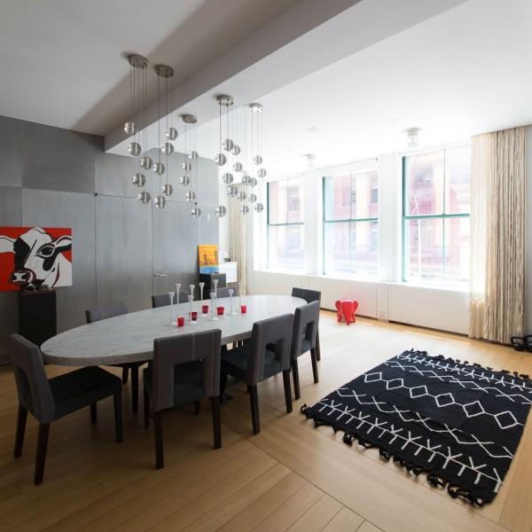 tapis d 39 entr e noir et blanc tapis salon lavable. Black Bedroom Furniture Sets. Home Design Ideas