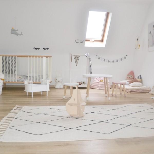 Tapis de salon blanc grand tapis salon et entr e - Tapis blanc salon ...
