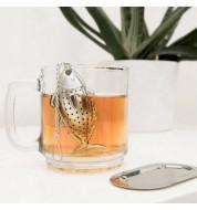 Infuseur à thé Poisson inox