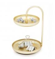 Porte bijoux Brass Or