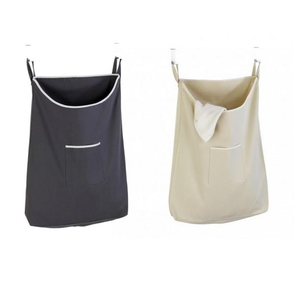 panier linge suspendre canguro sac linge sale beige. Black Bedroom Furniture Sets. Home Design Ideas