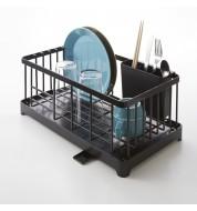 Egouttoir vaisselle métal noir