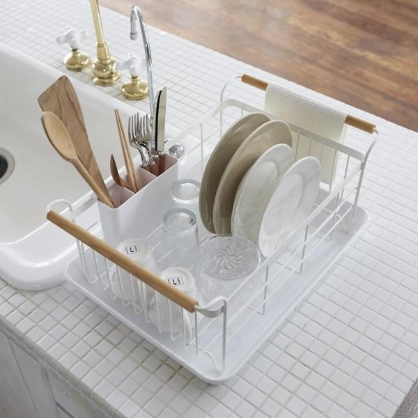 Egouttoir vaisselle egouttoir vaisselle elegant bois metal - Egouttoir vaisselle bois ...
