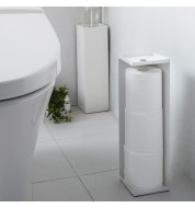 Dsitributeur papier toilette Tower blanc