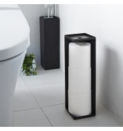Dsitributeur papier toilette Tower noir