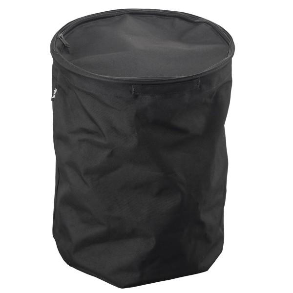 panier linge noir sac a linge sale. Black Bedroom Furniture Sets. Home Design Ideas