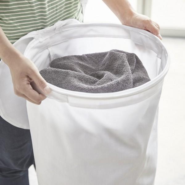 sac linge sale panier linge salle de bain. Black Bedroom Furniture Sets. Home Design Ideas
