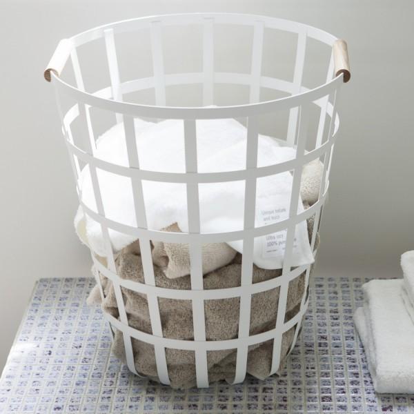 panier linge sale original rangement linge sale yamazaki. Black Bedroom Furniture Sets. Home Design Ideas