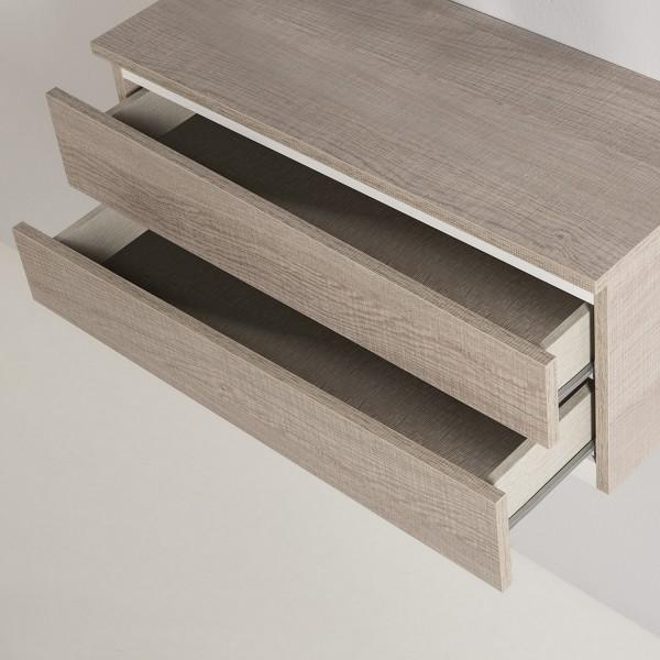 meuble console avec miroir meuble d 39 entr e deux tiroirs. Black Bedroom Furniture Sets. Home Design Ideas