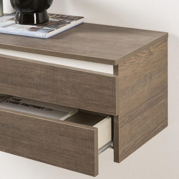 Meuble console pour entr e meuble entr e en bois naturel - Meuble console entree ...