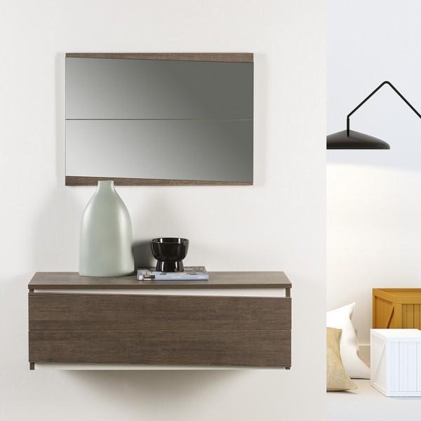 meuble console pour entr e meuble entr e en bois naturel. Black Bedroom Furniture Sets. Home Design Ideas