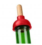 Bouchon de bouteille silicone Ventouse Fred