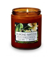 Bougie parfumée Almond Matcha Bath & Body Works