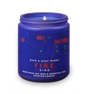 Bougie parfumée Fire Bath & Body Works