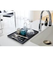 Egouttoir vaisselle sobre noir Yamazaki