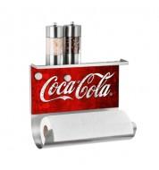 Dévidoir essuie-tout magnétique Coca-Cola Classic WENKO