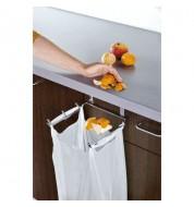 Porte sacs poubelle pour buffet de cuisine WENKO