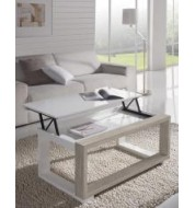 Table basse relevable eco