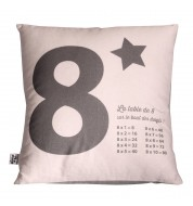 Coussin multiplication 8