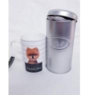 """Boite à café et son mug Chien """"Barking"""""""