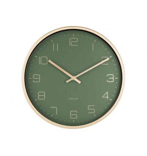 https://www.deco-et-saveurs.com/16868-jqzoom/horloge-murale-elegance-or-et-vert-present-time.jpg