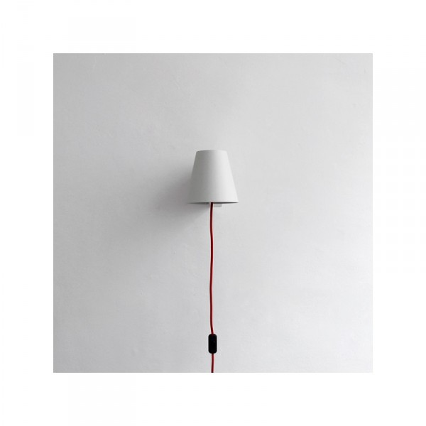 applique murale blanche. Black Bedroom Furniture Sets. Home Design Ideas