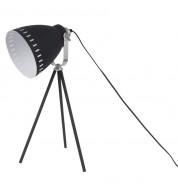 Lampe de table Mingle 3 pieds mat noir