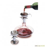 Aérateur à vin Pulltex inox