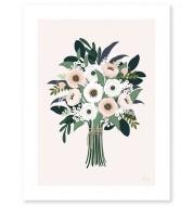 Affiche - Un si joli bouquet