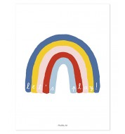 Affiche - Rainbow