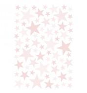 Stickers Étoiles - Rose