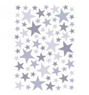 Stickers Étoiles - Bleu lavande