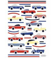 Stickers - Petites voitures