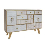 Commode Scandi 10 tiroirs