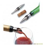 Bouchon verseur vin - Pulltex