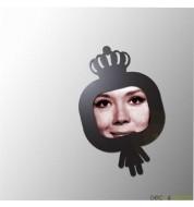 Cadre photo magnétique princesse