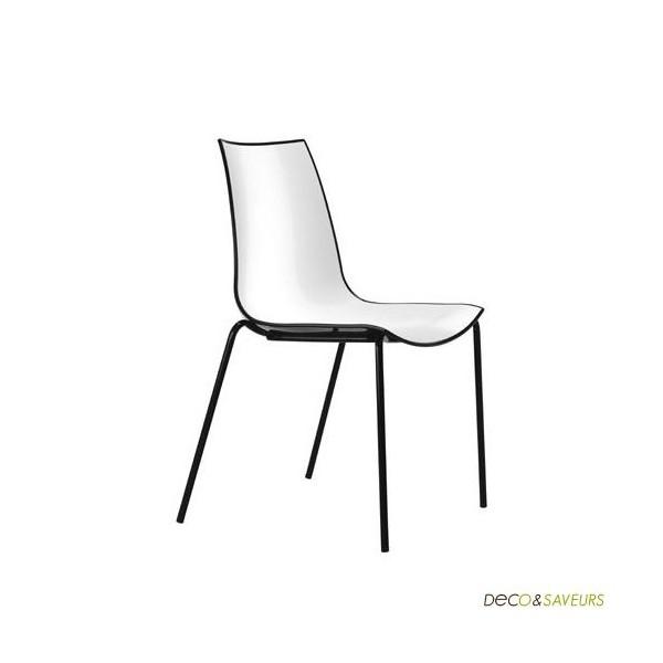Chaise design pedrali 3d deco et for Chaise pedrali