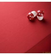 Nappe rouge (260x260 cm) grande nappe