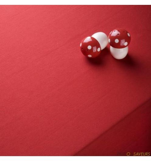 Nappe Rouge Rectangulaire 380x250cm Grande Nappe Deco Et Saveurs