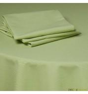 Serviette de table tissu coton (50x50cm) - Vert