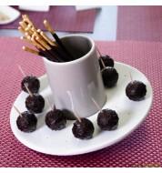 Set apéritif MIKADO gris - mini brochettes