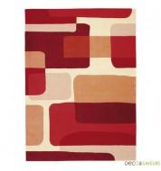 Tapis couloir Arte Espina - Pop Art (70 x 140 cm) Rouge