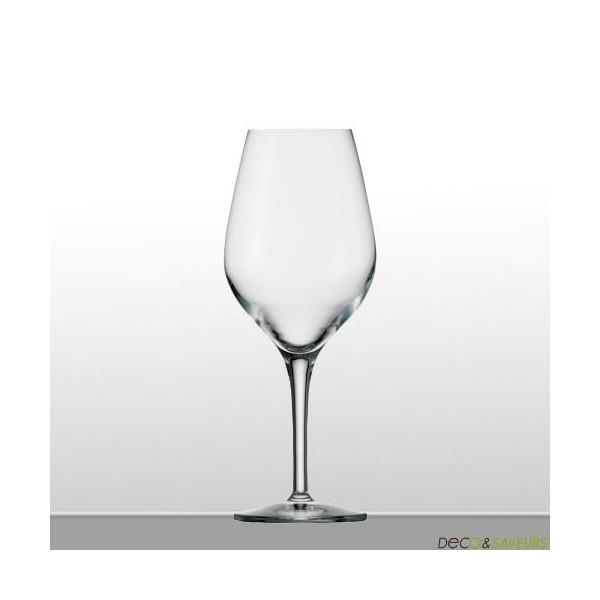 Verres vin blanc exquisit lot de 6 35cl stolzle verre pied - Peindre des verres a pied ...