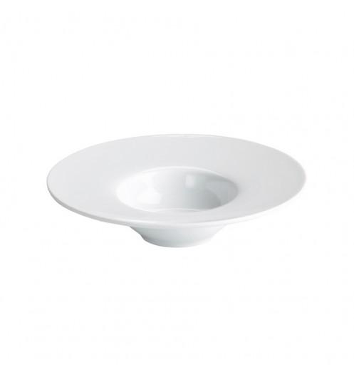 assiette risotto classique en porcelaine art de la table. Black Bedroom Furniture Sets. Home Design Ideas