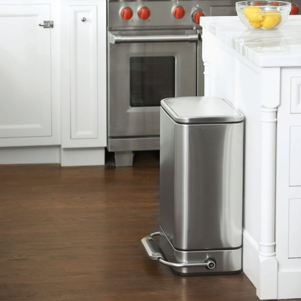 simplehuman at Kohl's - Shop our selection of recyclers, including this simplehuman gallon rectangular step recycler, at movieboxapp.ml Model no. CW