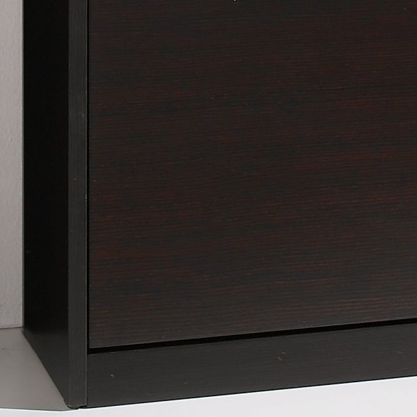 meuble chaussures haut 18 paires weng mobilier. Black Bedroom Furniture Sets. Home Design Ideas