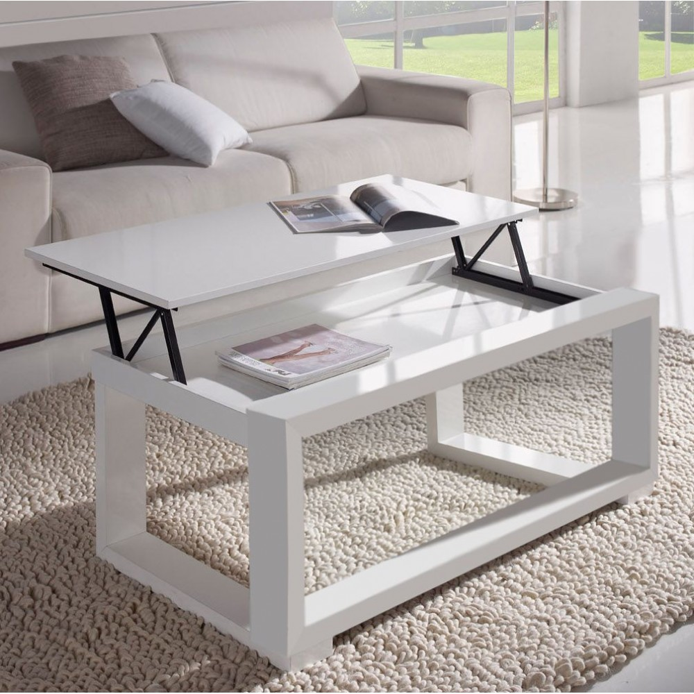 Escamotable Table Escamotable Salon Salon Basse Escamotable Basse Table Basse Table Ok0w8Pn